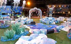 Festa Fundo do Mar agita a noite de sábado dos brothers do BBB13...