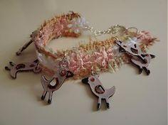 Romantický náramok by Martinuska - SAShE. Handmade Bracelets