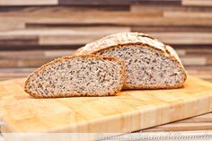 Emmer-Dinkel-Brot mit Sesam   lecker macht laune