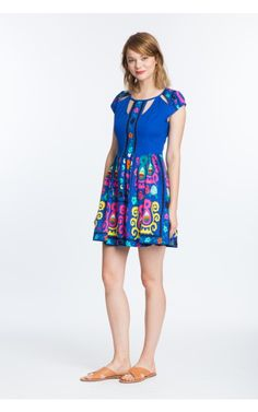 Cut Out Frock