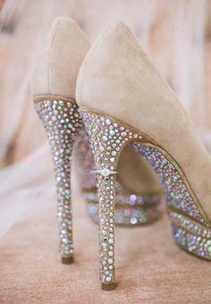 Beautiful wedding heels ring if happy ever afters did exist wedding heels |2013 Fashion High Heels|