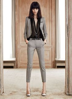 Wear to Work Outfit Ideas. Womens Casual Office Fashion ideas and dresses. Womens Work Clothes Trending in 34 Outfit ideas. Business Outfit Frau, Business Attire, Business Outfits, Office Outfits, Business Formal, Office Attire, Fashion Mode, Office Fashion, Work Fashion