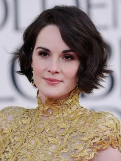 wavy short hairstyles for square faces Short Hairstyles for Square Faces and Fine Hair