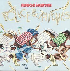 Junior Murvin - Police and Thieves (reissue) (4 Men With Beards) #music #vinyl #musiconvinyl #soundshelter #recordstore #vinylrecords #dj #Dub