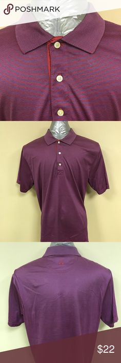 """Greg Norman golf shirt Greg Norman 100% cotton golf shirt.   No blemishes.  The measurement from the back of the collar to the hem is 31"""" and the measurement from armpit to armpit is 23"""". Greg Norman Shirts Polos"""