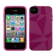 Speck Products | Shop GeoSkin for iPhone 4/4S| Protective iPhone Covers | iPhone Cases | Speck Products