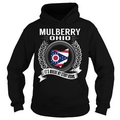 (Tshirt Sale) Mulberry Ohio Its Where My Story Begins at Tshirt United States Hoodies, Funny Tee Shirts
