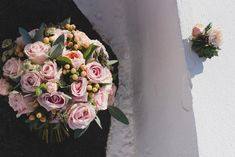 #weddingsinsantorini #heliotoposhotel #imerovigli #flowerbouquets #weddingbouquet #rosesarered #rosesareblue #roses #flowerdecoration #his #hers #couple #uncoditionallove #weddingplanner #blossomout Wedding Bouquets, Wedding Flowers, Santorini Wedding, People Fall In Love, Flower Decorations, Red Roses, Wedding Planner, Floral Wreath, Wreaths