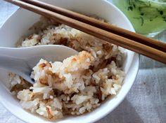 Garlic Rice ( Yau Fan)