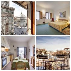 Elegant apartment with incredible views over the Duomo in #Florence. The apartment can accommodate up to 6 guests. Details: http://www.gowithoh.com/vacation-florence-apartments/ref_15686/?sm&utm_source=pinterest&utm_medium=socialmedia&utm_campaign=product #GowithOh