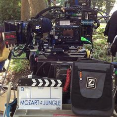 #cinebags #lifeonlocation #mozartinthejungle