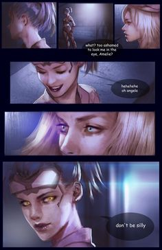 OverWatch:MercyMaker by atutcha.deviantart.com on @DeviantArt