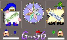 AYUDA PARA MAESTROS: Grado 56 - Trivial para aprender y repasar