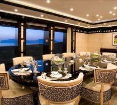 Luxury Yacht Interior, Luxury Yachts, Luxury Cars, Ibiza, Yacht Design, Boat Design, Super Yachts, Furniture Design, Interior Design