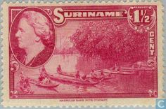 1945 Suriname -
