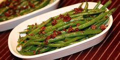 Bacon Jammin' Green Beans (low carb, keto) | Ruled Me