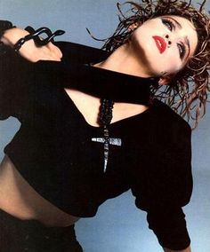 Madonna by Francesco Scavullo (1984)