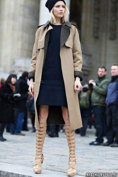 французский уличный стиль в одежде - Поиск в Google