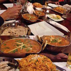 """""""Amazing Indian food with Indian atmosphere"""" - tak vishal_raheja recenzuje Namaste India na Instagram.com i ilustruje swoją wizytę w naszej restauracji publikując kolaż zdjęć na tym portalu. :D"""