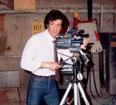 Sly Stallone as a director, Stallone, man