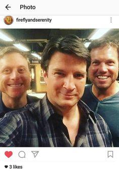Alan, Nathan & Adam