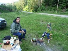 plecat de acasă: Cu cortul la Chiril, lângă Rarău