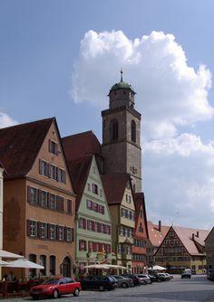 Dinkelsbühl - Germany