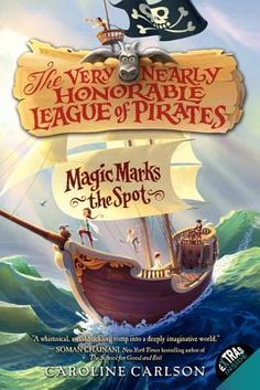 Hilary Westfield has always dreamed of being a pirate. There's only one problem: the Very Nearly Honorable League of Pirates refuses to let any girl join their ranks of scourges and scallywags. But Hilary won't let this stop her. Instead, she sets out to find her own piratical adventure.