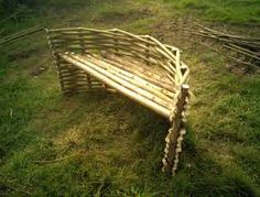 Image result for willow bench