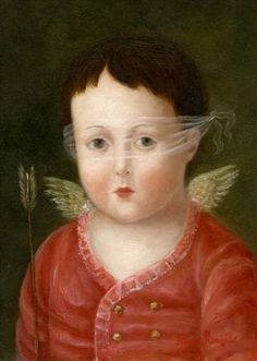 Cupid With Mask, Fatima Ronquillo