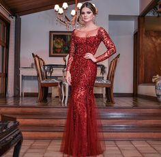 Thassia Naves #red #dress