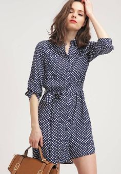 Summer dresses – Dorothy Perkins Petite dress in Zalando € – catalina Zamudio – Join in the world of pin Petite Dresses, Trendy Dresses, Simple Dresses, Casual Dresses For Women, Casual Outfits, Fashion Dresses, Summer Dresses, Pull Beige, Pinterest Fashion