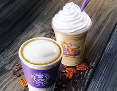 Coffee Bean & Tea Leaf's New Fall Drinks Available September 2, 2014