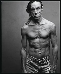 Iggy Pop by Annie Leibovitz