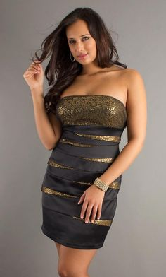 49a69bd4b66 Plus Size Clothing 2013 Fashions Short Strapless Prom Dresses