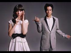"""Videochat Karaoke - Zooey Deschanel + M.Ward - """"Stars Fell On Alabama"""" - YouTube"""