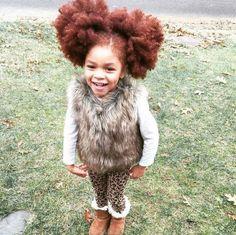 The Cutest Little Red Head @redlilmissy - http://community.blackhairinformation.com/hairstyle-gallery/kids-hairstyles/the-cutest-little-red-head-redlilmissy/