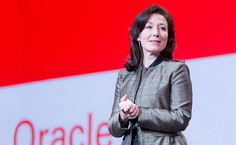 Oracle BrandVoice: Oracle's Safra Catz: How To Thrive During Disruptive Times Oracle Erp, Oracle Cloud, Cloud Data, Data Protection, 5 Ways, Clouds, Centre, Sharing Economy, Division