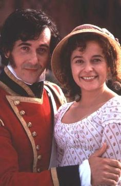 Wickham and Lydia.