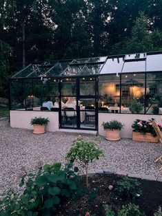 Outdoor Rooms, Outdoor Dining, Outdoor Gardens, Outdoor Decor, Garden Studio, Glass House, Winter Garden, Garden Inspiration, Botanical Gardens
