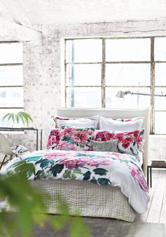Floral bedspread I want !
