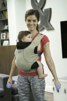 327f90e64 8 Best Babywearing workouts images