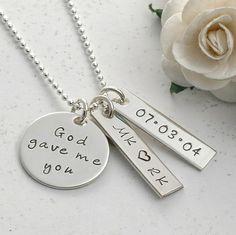 Cute necklace idea