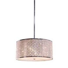 Check out the Artcraft AC346CH Concentrix 6 Light Large Circular Chandelier in Chrome priced at $1,417.50 at Homeclick.com.