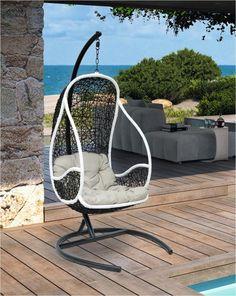 Кресло подвесное Flyhang Modern FlyingRattan | Купить по выгодным ценам в интернет магазине мебели idecobar.ru.
