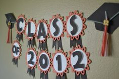 Cricut Graduation Party Ideas