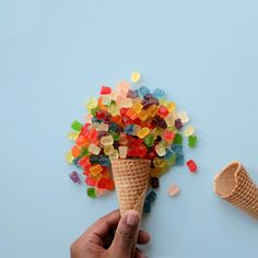 Gummy Flavor by William Ukoh Candy Photography, Amazing Food Photography, Haribo Gummy Bears, Candyland, Cute Food, Candy Colors, Food Pictures, Food Art, Sweet Treats