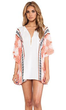 Vix Swimwear Tupi Caftan in Orange | REVOLVE