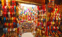 Most Pinned Travel Destinations - DuJour.  In old town Tangier we walked all through the souks.