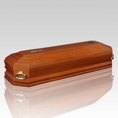 The Botti Wood Caskets are made from premium Italian mahogany. This casket features a distinctive octagonal design. This is an amazing casket that is crafted to perfection. This casket will be just wonderful as a final resting place for your loved one.